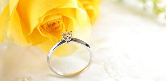 ダイヤモンドリングの選び方