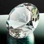 ダイヤモンドの透明度を決めるクラリティ