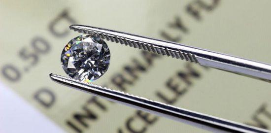 ダイヤモンドの価値評価