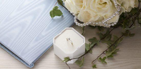 婚約指輪と結婚指輪の違いは分かりますか?
