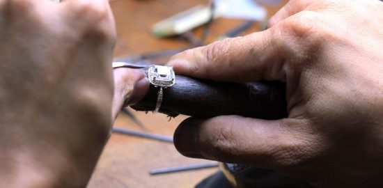 ダイヤモンドのリユースについて