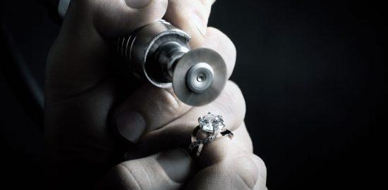 オーダーメイドのダイヤモンドジュエリー